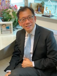 Dr Leong Hoe Nam, Infectious Disease Physician