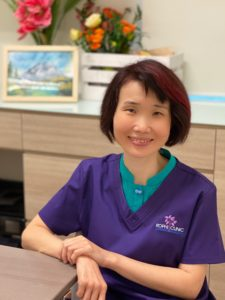 Dr Ling Li Min, Infectious Disease Physician